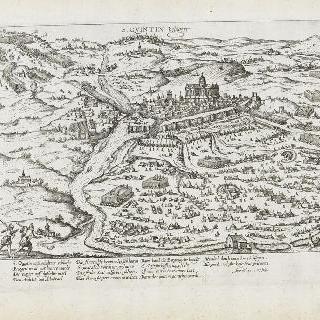 생-캉탱 공략, 1557년 7월 27일