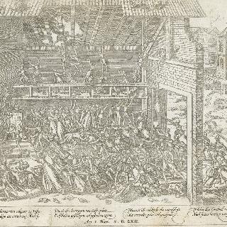 와시 학살, 1562년 3월 1일