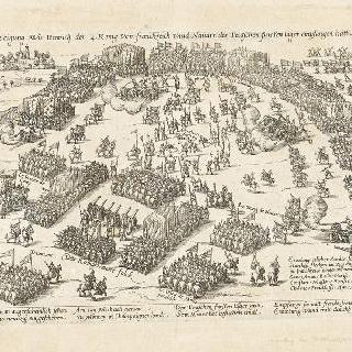 샹파뉴 지방의 몽투아 전투, 1591년 9월 22일