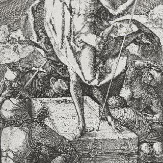 그리스도의 수난기, 부활