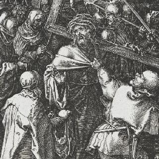 그리스도의 수난기, 십자가 지기