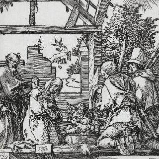 그리스도의 수난기 - 예수의 탄생