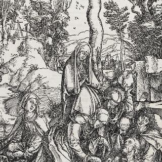 그리스도의 수난기 - 애통