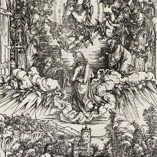 성 요한 묵시록 - 하늘에서 이름이 불린 성 요한