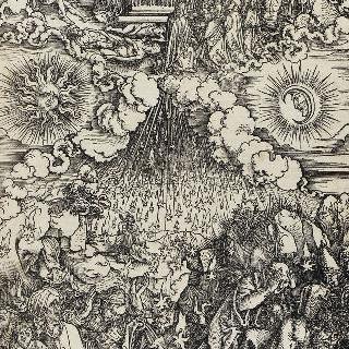 성 요한 묵시록 - 다섯 번째와 여섯 번째 봉인 개봉