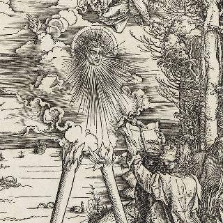 성 요한 묵시록 - 생명의 책을 먹는 성 요한