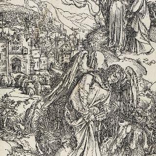 성 요한 묵시록 - 무저갱의 열쇠를 쥐고 있는 천사
