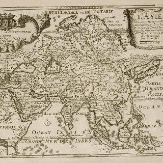 판 9 : 아시아 지도