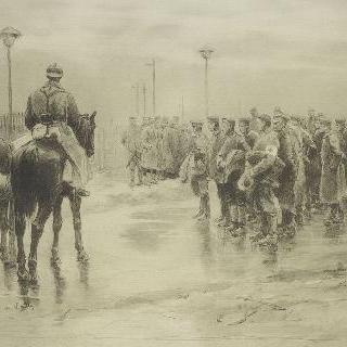 수일리의 독일군 포로들