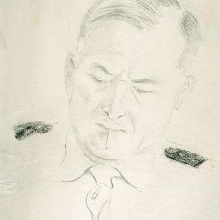 알퐁스 주앵 장군의 초상