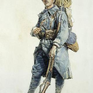 제 30대 대대의 보병
