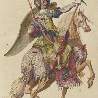 1권 : 연극축제 의상과 가면 무도회 의상. 루이 14세의 연극