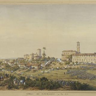 몽트벨로 전투, 1859년 5월 20일