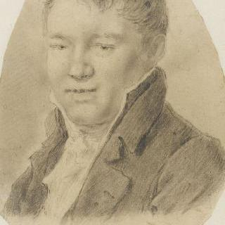 알렉상드르 드 웽볼트 남작의 초상