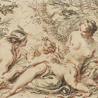 비너스, 메르쿠리우스, 사랑의 신