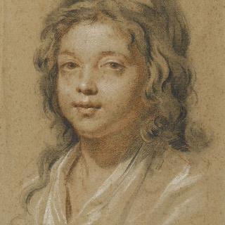 어린 소녀의 초상