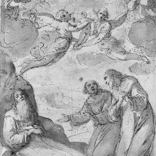 성 앙투안 주교의 죽음