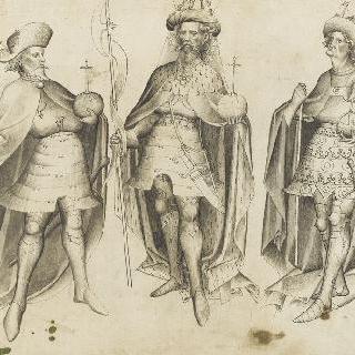 지기스몬트 황제, 보헤미안 왕과 헝가리 왕