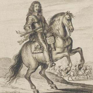 루이 13세의 기마 초상