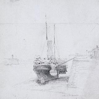 사우샘프턴의 배