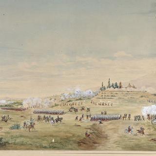 1863년 5월 8일 산 로렌조의 전투