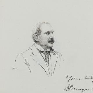 J.B. 모르간의 초상