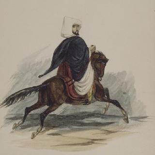 말 위의 병사의 초상