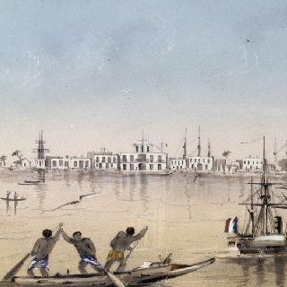 세네갈의 성 루이