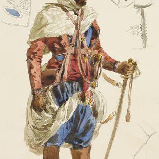 아프리카 원주민 기병