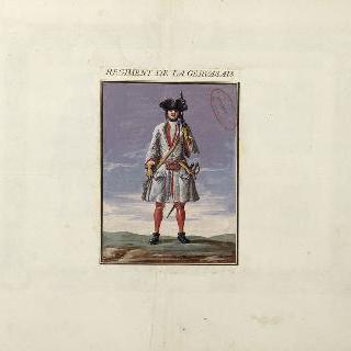 라 제르바제 연대 병사