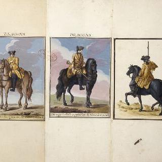 고브리앙 연대 용기병들