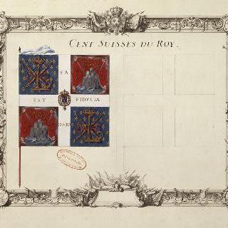 루아 친위대의 깃발들