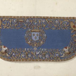 루아얄 루시옹 깃발