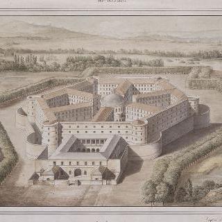 소 로케트 감옥