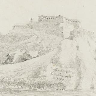 토르톤 요새의 전경