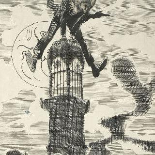 귀스타브 에펠 풍자화