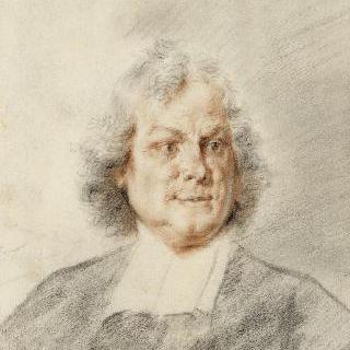 에르마누스 보에르아브의 초상 (1668-1738), 식물학 교수 및 의사