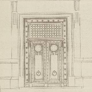 문 계획안