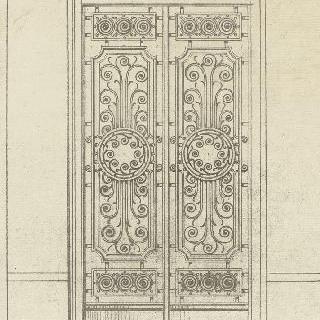 철문의 계획안