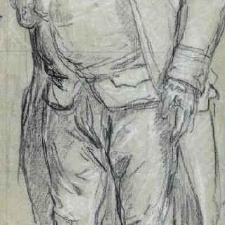 루앙 행정관들의 경의를 받는 루이 16세