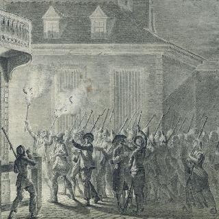 1789년 7월 13일 생라자르 가옥의 약탈