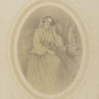 조제프 마냉 부인의 초상