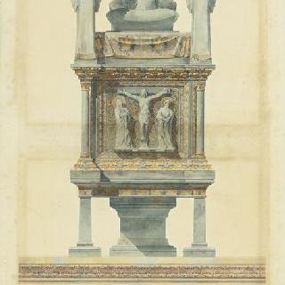 카르 석관, 마시모 3세 델라 스칼라의 묘 (베론)