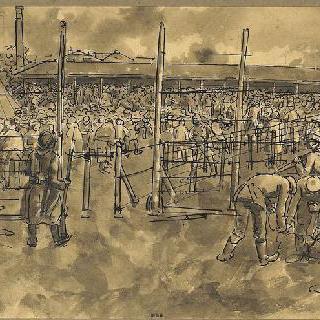 독일인 포로 수용소