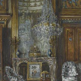 퐁텐블로 성의 황후의 방