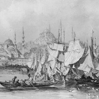 이스탄불 항구