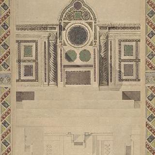 로마, 생 로랑 교회, 주교 소재지