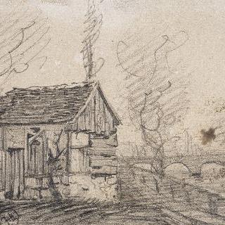 집들이 있는 풍경