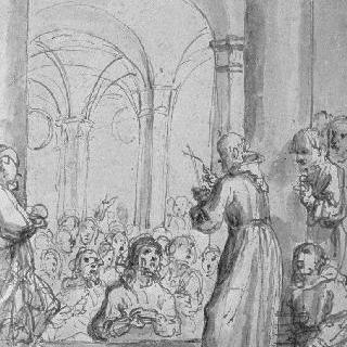 성프란체스코회의 수도사의 선교 : 성 베르나르딘 드 시엔