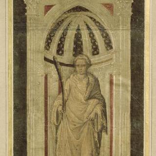 성 에티엔 도르사미쉘 상 (像) 습작